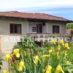 Lovely house with big garden in Maslarevo village