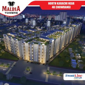 Frontline Marketing | Property For Sale in North Karachi