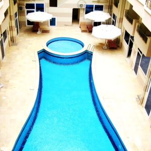 NICE STUDIO with pool in Hurghada, Egypt for sale