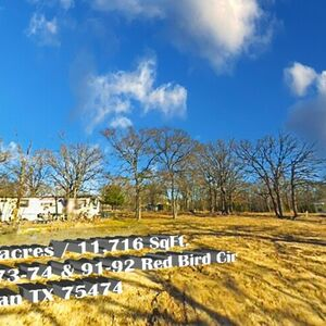 3 lots, 0.27 acres ready to build, in Quinlan
